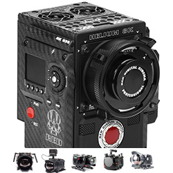 RED - EPIC DRAGON WEAPON Housings