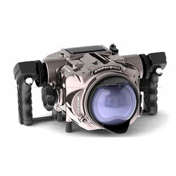 Amphibico GENESIS housing for Sony FS100U NXCAM HD PRO camcorder