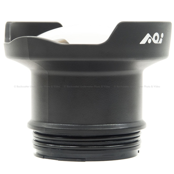 AOI DLP-03P Underwater 4 inch Glass Semi-Dome Port for Olympus PEN Housings