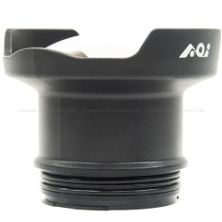 AOI DLP-04P Underwater 4 inch Acrylic Semi-Dome Port for Olympus PEN Housings