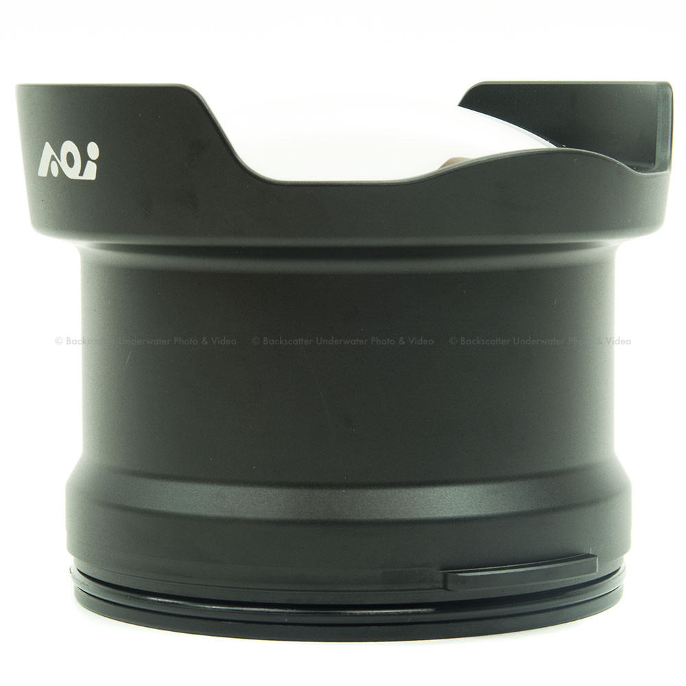 AOI DLP-09 Underwater 4 inch Glass Semi-Dome Port for Olympus OM-D Housings