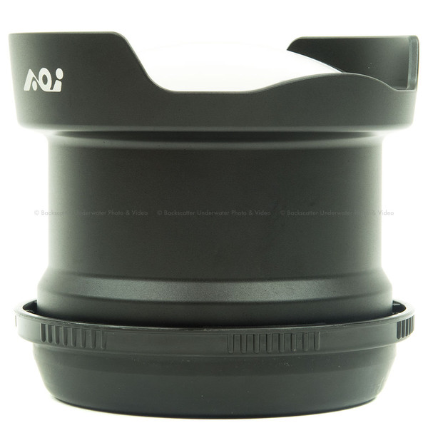 AOI DLP-10 Underwater 4 inch Acrylic Semi-Dome Port for Olympus OM-D Housings