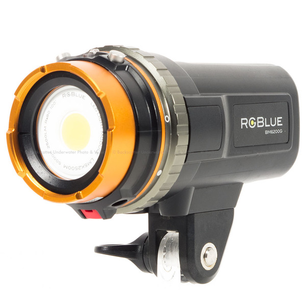 AOI RGBlue System02 Underwater Video Light