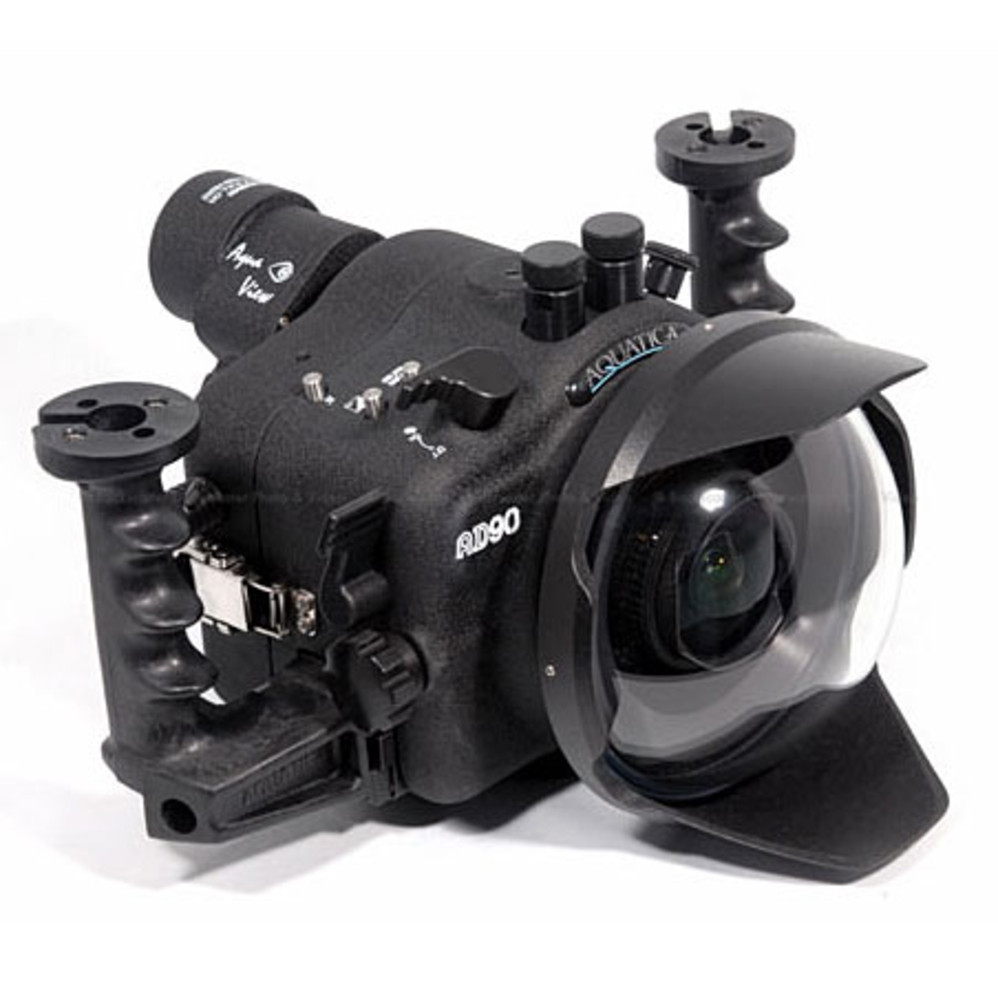 Aquatica AD90 Underwater Housing for Nikon D90 D90 (with ...