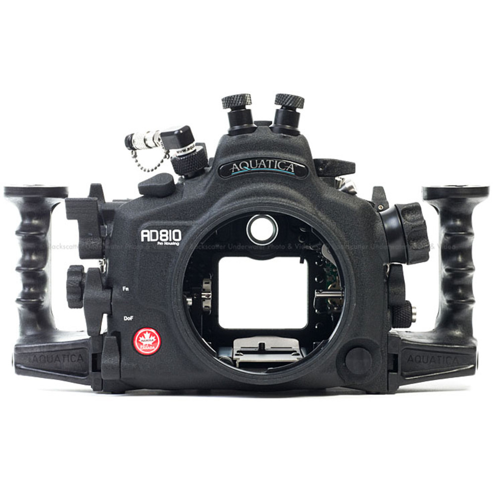 Aquatica AD810 Pro Underwater Housing for Nikon D810 Camera