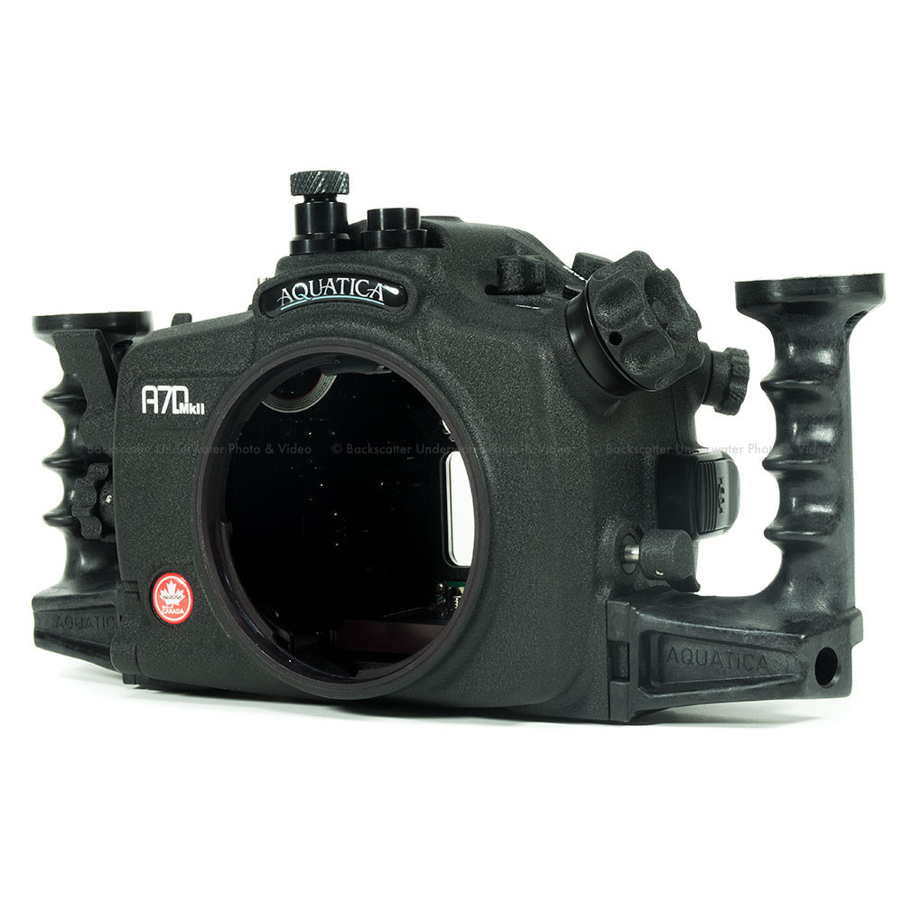 Aquatica A7D MKII Underwater Housing for Canon 7D II Camera