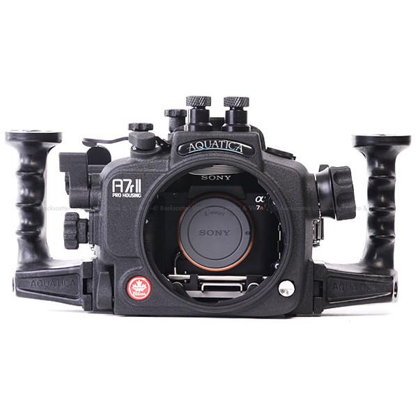 Aquatica A7rII Underwater Housing for Sony a7 II, a7R II, a7S II Mirrorless Cameras