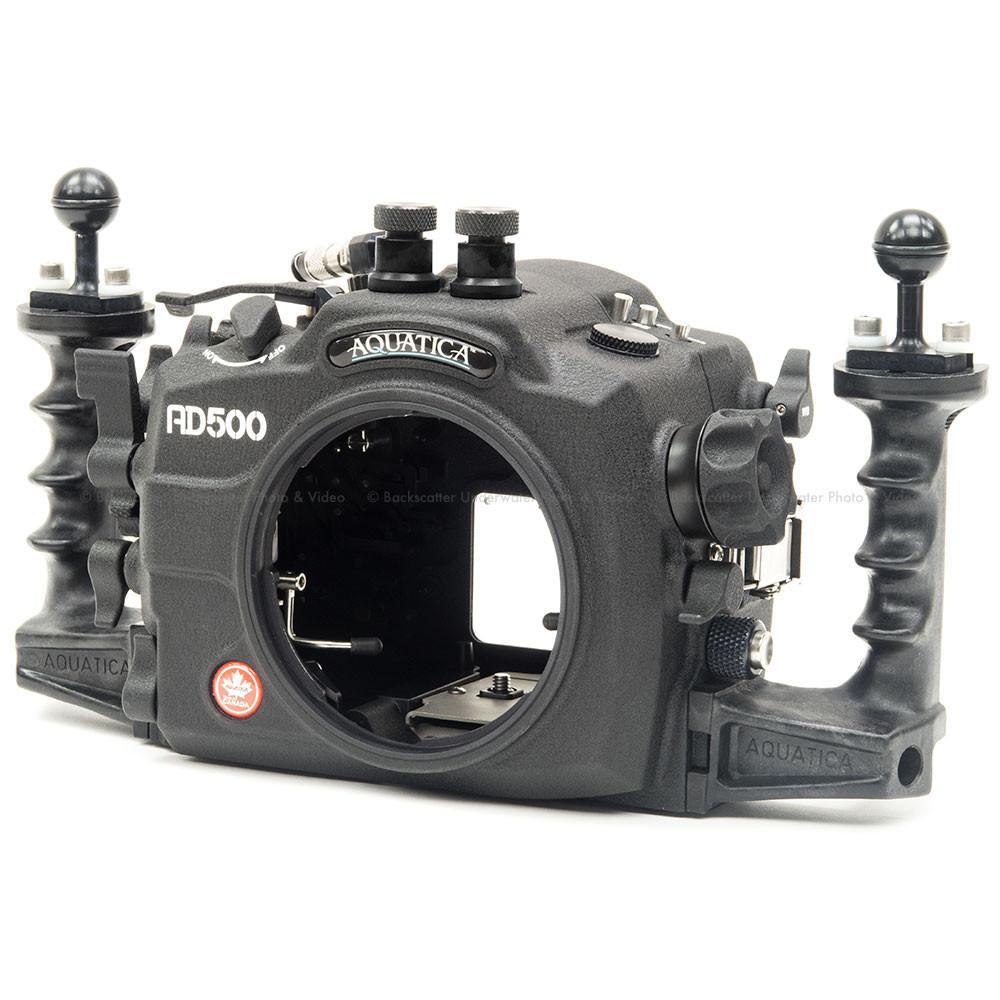 Aquatica AD500 Underwater Housing for Nikon D500 Camera