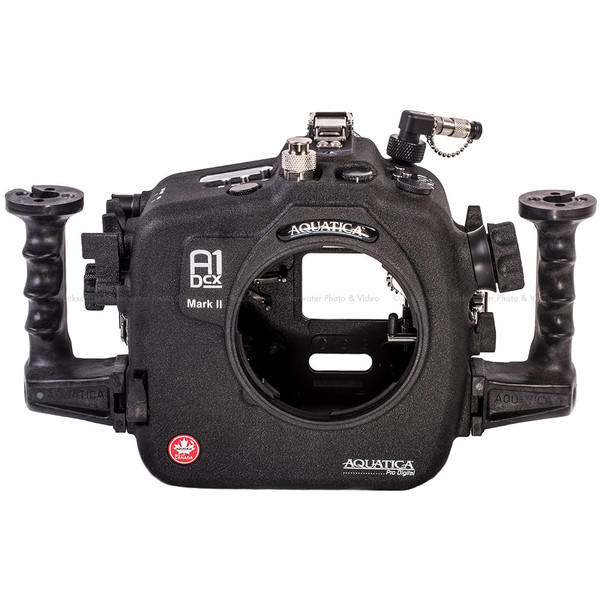 Aquatica A1DXII Pro Underwater Housing for Canon 1Dx II Camera