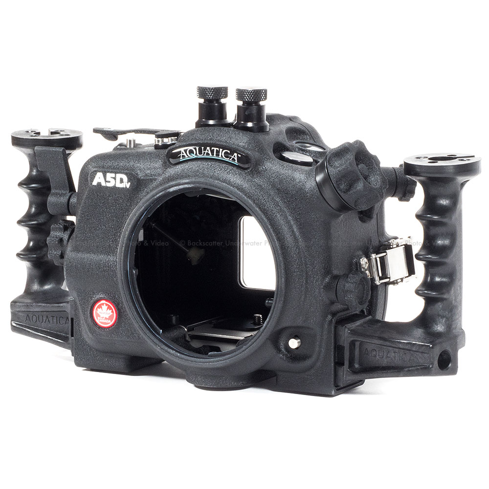 Aquatica A5DIV Underwater Housing for Canon 5D Mk IV