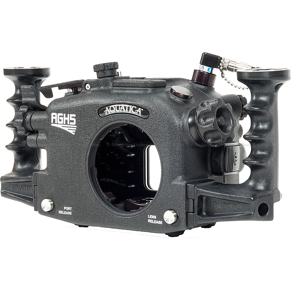 Aquatica AGH5 Underwater Housing for Panasonic LUMIX GH5 Mirrorless Camera