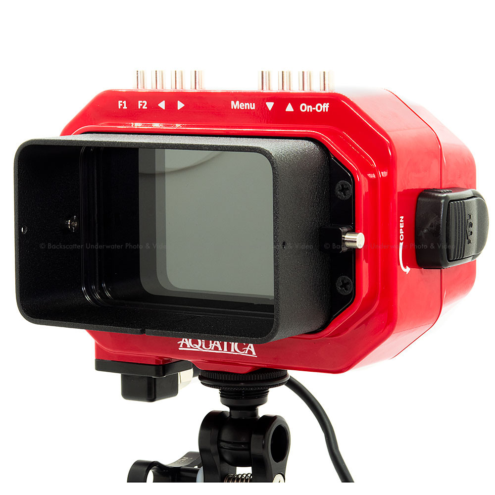 Aquatica 5HD 5-inch Underwater HD Monitor & Housing