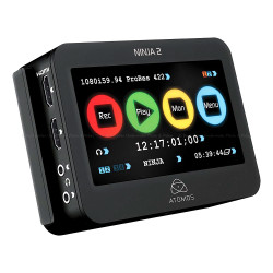 Atomos Ninja-2 Camera Mounted Recorder Monitor & Deck For HDMI Cameras and DSLRs