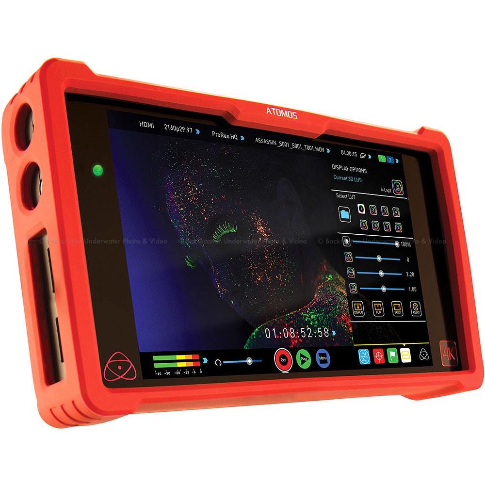 Atomos Ninja Assassin 7in External Monitor and Recorder