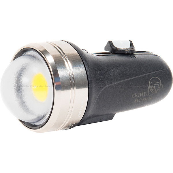 Light & Motion Sola 3500+ Underwater Video Light with Dome Diffuser