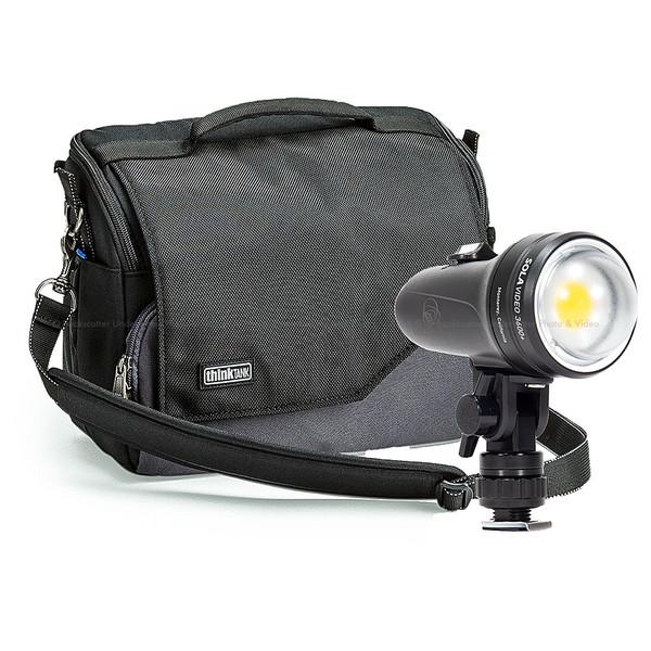 Backscatter Sola 3600+ Underwater Video Light & Shoe Mount Kit