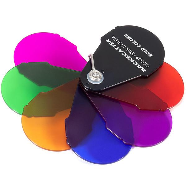 Backscatter Color Filter System--Bold Colors