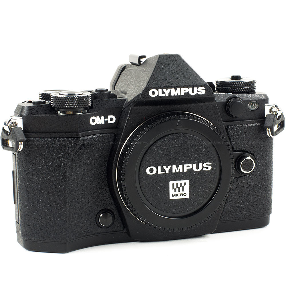 Olympus e m5 ii camera lens pt ep13 underwater housing for M5s camera