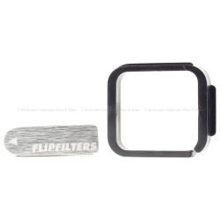 FLIP3.1 Adapter Kit for Hero4 & Hero3+ Stock or Blackout Housing