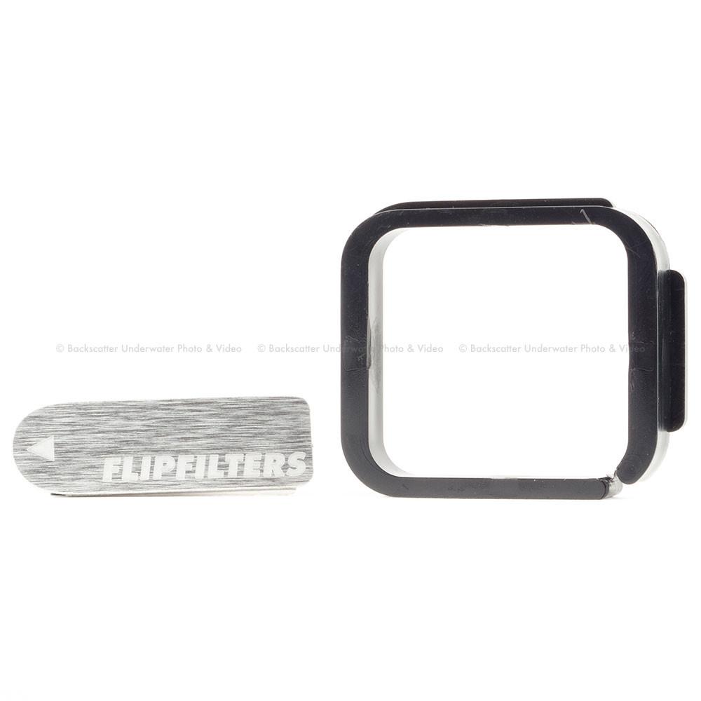 FLIP3.1 Adapter Kit for Hero4 & Hero3+ Stock or Blackout Housing