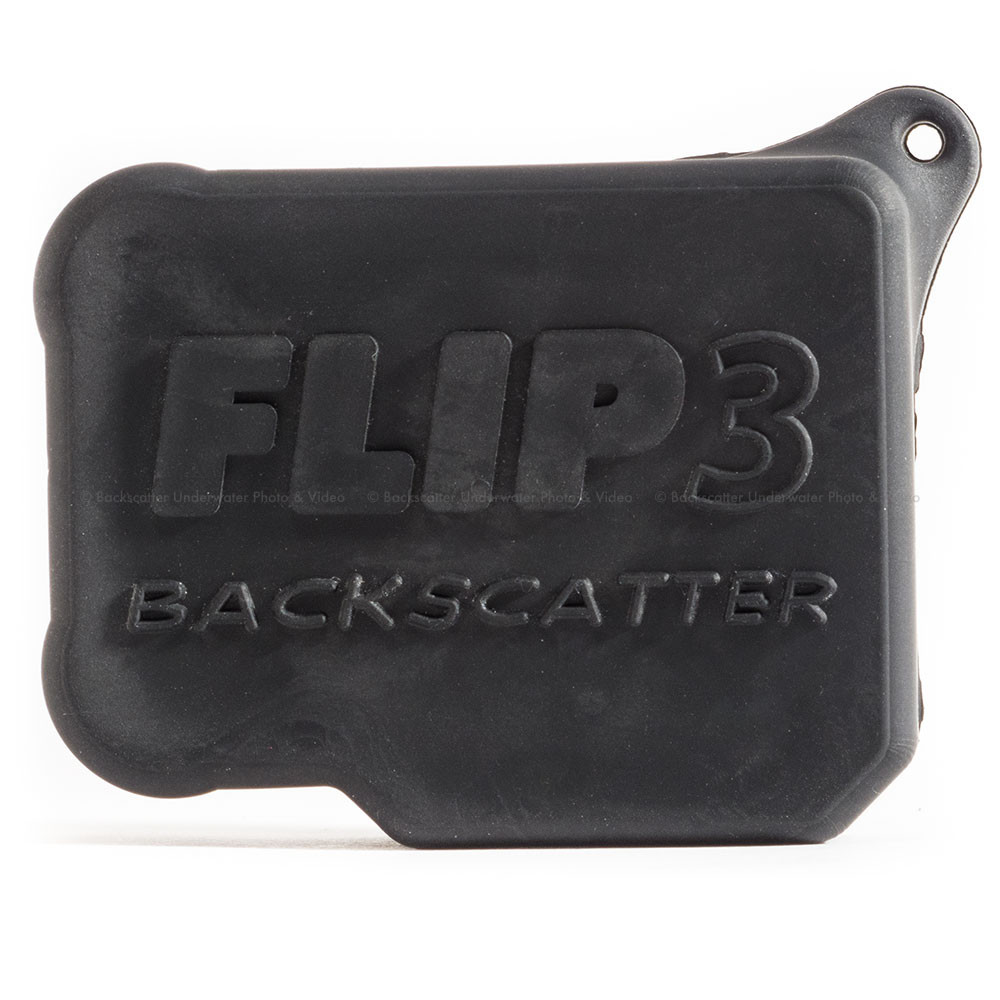 Backscatter Flip3 Filter Protective Cap for GoPro Hero 3