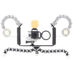 FLIP5 GoPro Wide & Macro Package for GoPro 3, 3+, 4, 5