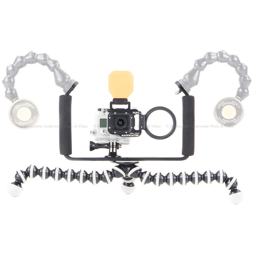 FLIP5 GoPro Wide & Macro Package for GoPro 3, 3+, 4, 5