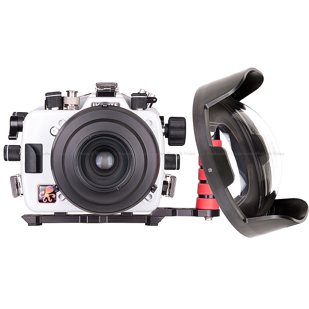 Ikelite D500 Underwater Wide & Macro Imaging Package for Nikon D500 DSLR Camera