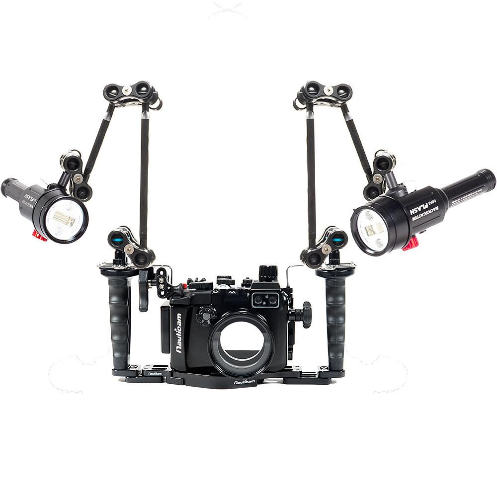Nauticam Panasonic LX10 Underwater Photo Package