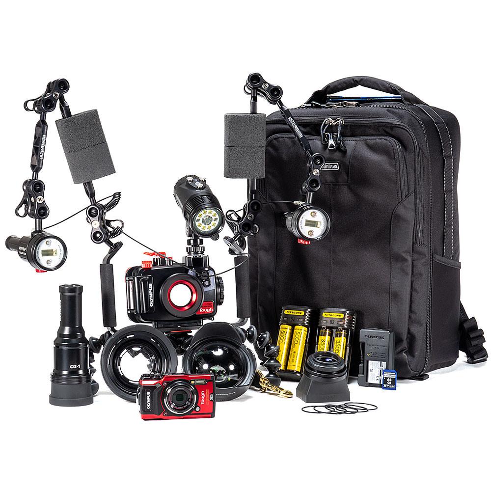 Olympus TG-6 Ultimate Underwater Camera Package