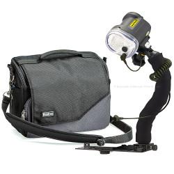 Backscatter Sea & Sea YS-03 Underwater Strobe Travel Package