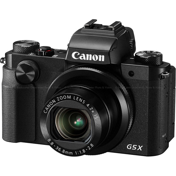 Canon PowerShot G5 X Compact Camera
