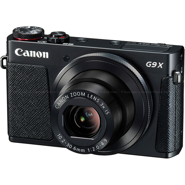 Canon PowerShot G9 X Compact Camera