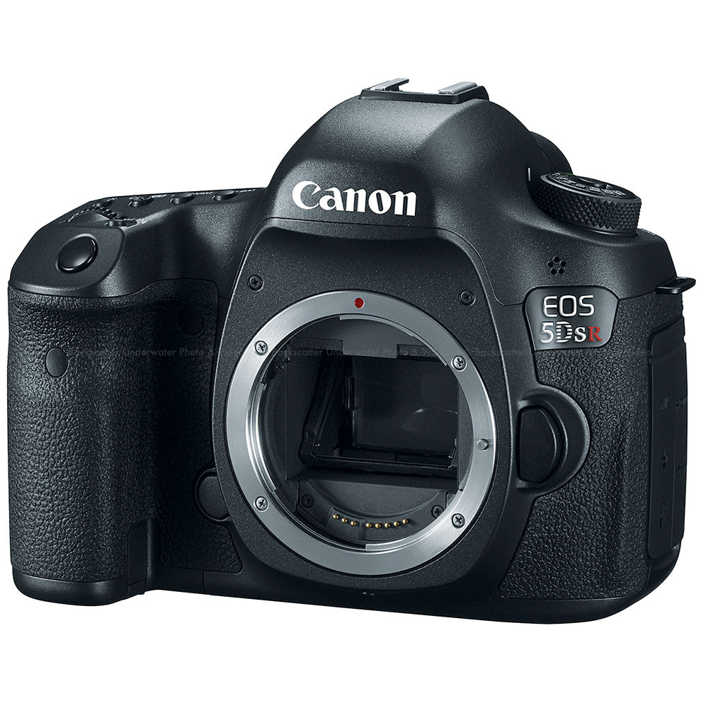 Canon EOS 5DS R Full Frame DSLR Camera Body
