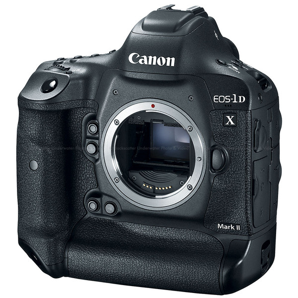 Canon EOS-1D X Mark II DSLR Pro Camera Body