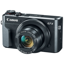 Canon PowerShot G7 X Mark II Compact Camera