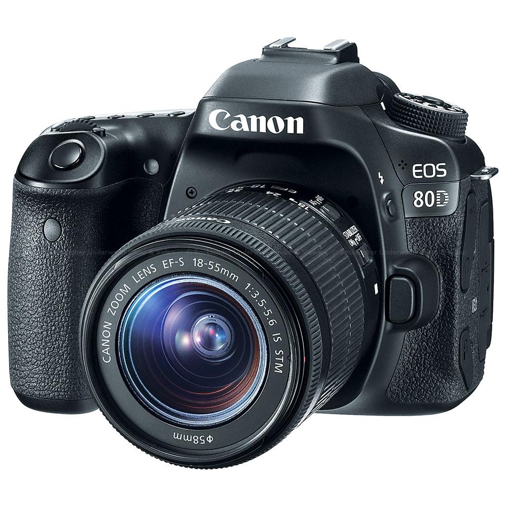 canon eos 80d dslr camera body. Black Bedroom Furniture Sets. Home Design Ideas