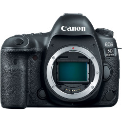 Canon EOS 5D Mark IV DSLR 4K Camera