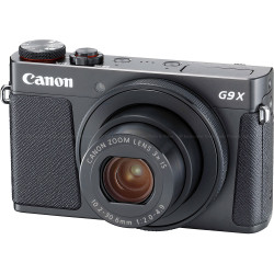 Canon PowerShot G9 X Mark II Compact Camera - Black