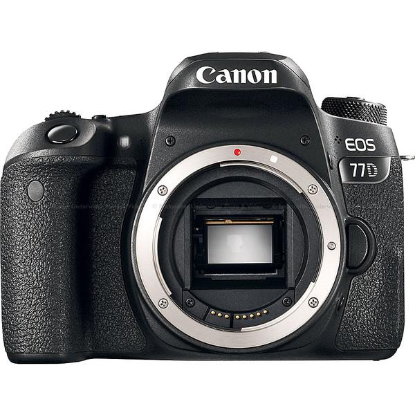 Canon EOS 77D DSLR Camera Body