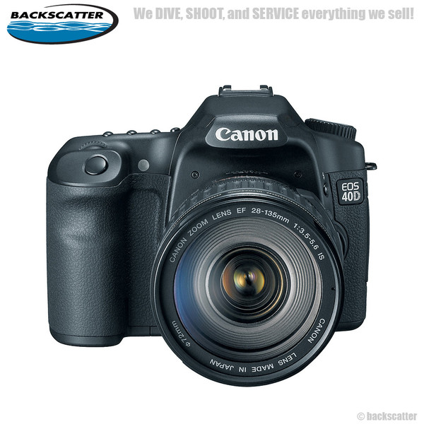 Canon EOS 40D Camera Body