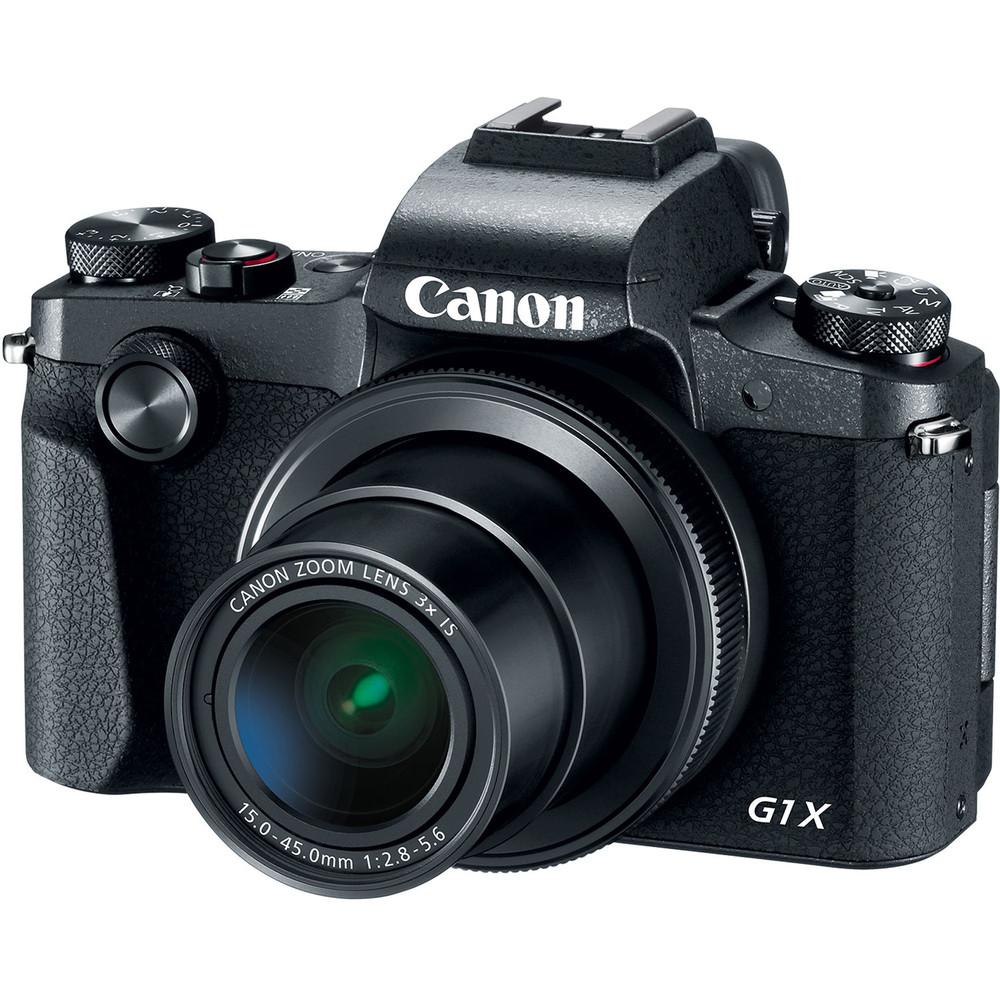 Canon PowerShot G1 X Mark III Compact Camera