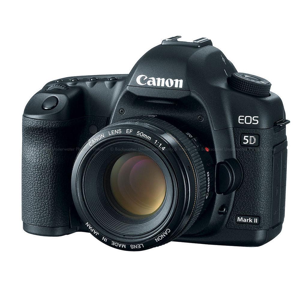 Canon eos 5d mark ii camera body for Canon 5d especificaciones