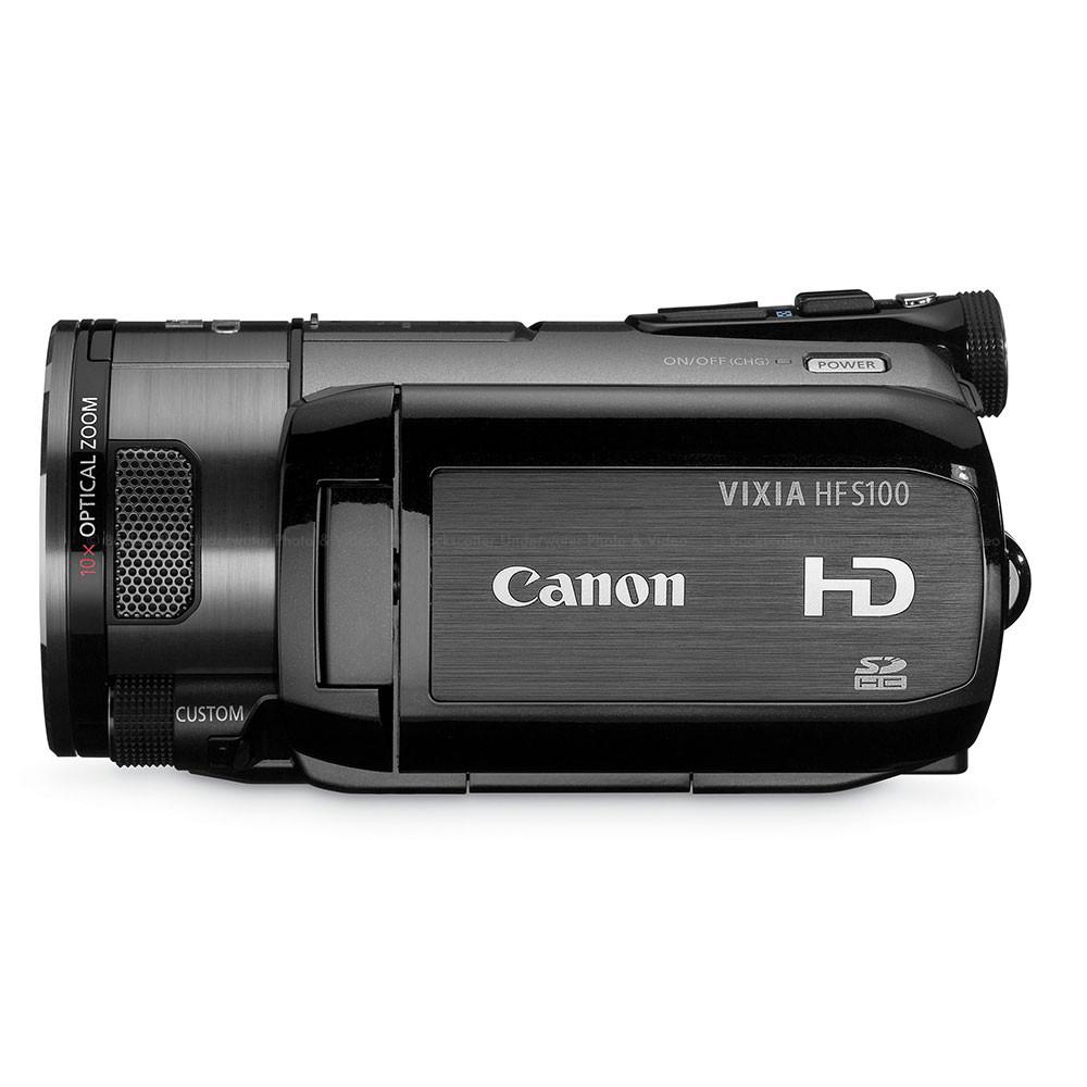 Canon Hf S100 Video Camera