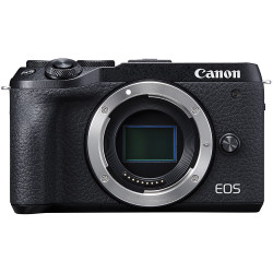 Canon EOS M6 II Mirrorless Camera
