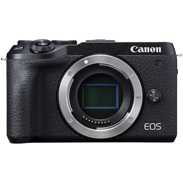 Canon EOS M6 II Mirrorless Camera