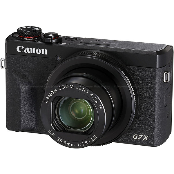 Canon PowerShot G7 X III Camera