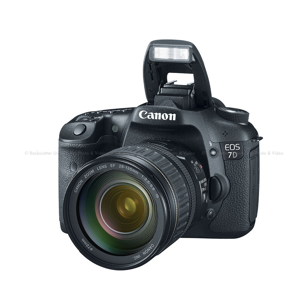 canon 7d how to use