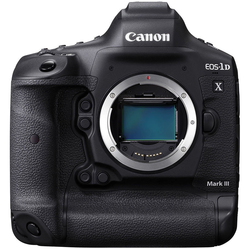 Canon 1DX III Camera with CFast Card & Card Reader Bundle