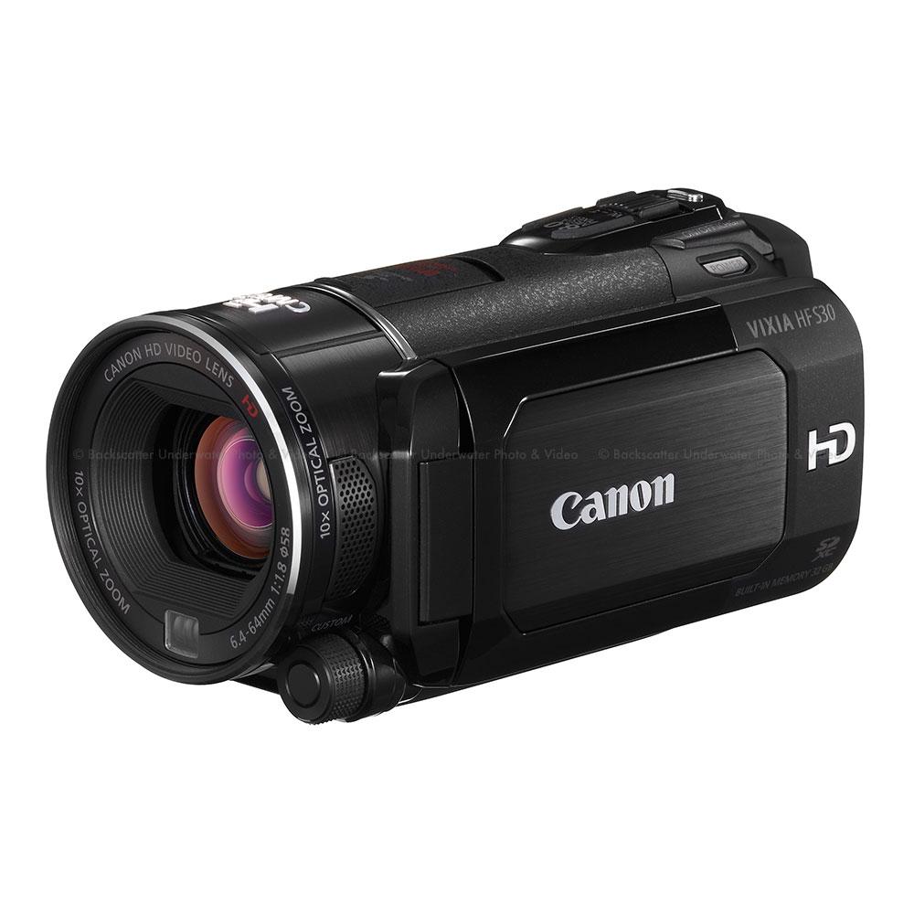 Canon Vixia Hf S30 Video Camera